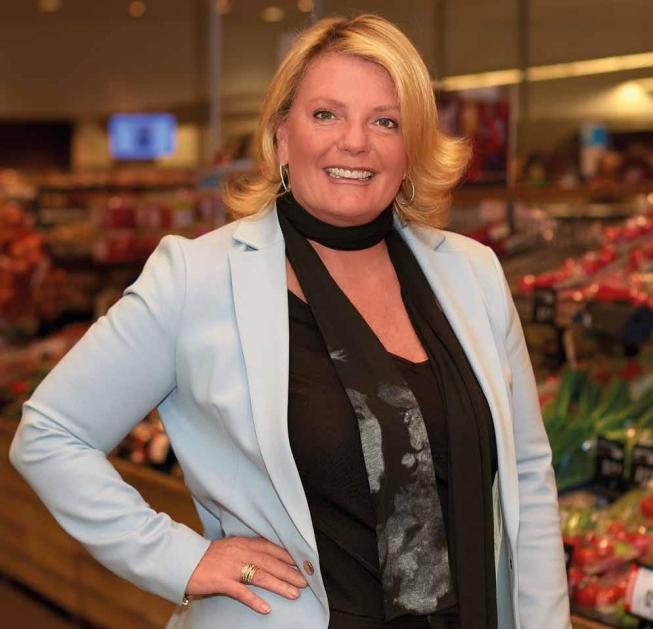 Masha Vos nieuwe columniste van Haarlem INTO business