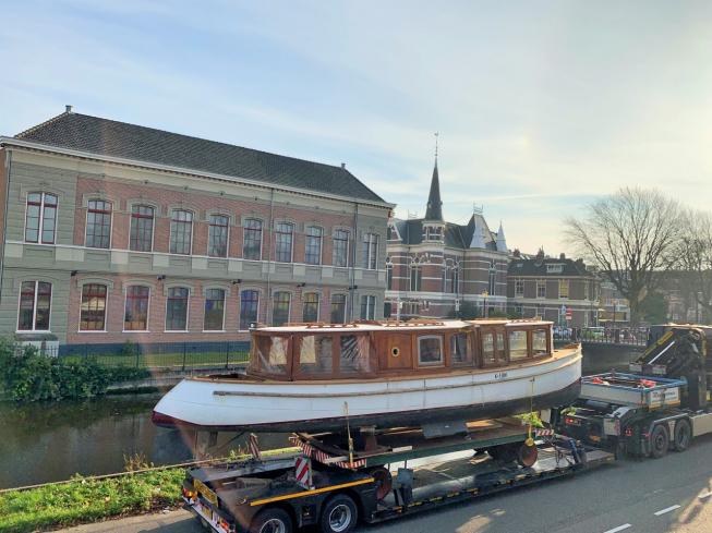 Rijksmonument Prinshendrikhof wordt uniek Hotel Palazzo aan het water