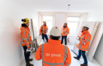 GP Groot circulair slopen behaalt haar eerste 'Verklaring Circulair Sloopproject'